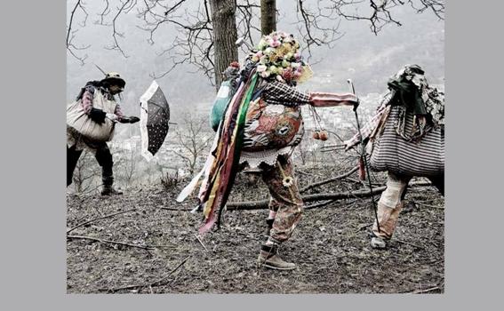 A Winter's Tale, il nuovo libro sul Carnevale di Schignano