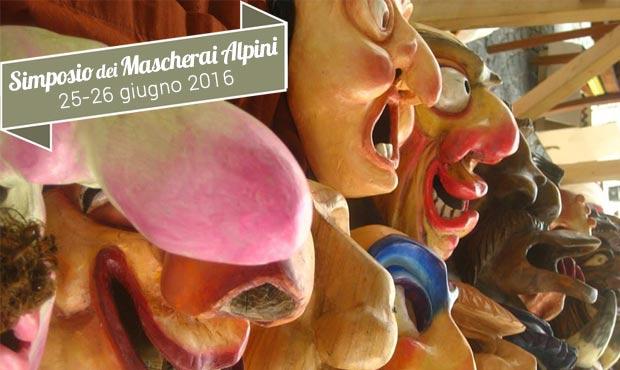 Simposio dei Mascherai Alpini a Sappada: parteciperanno da Schignano Luca Galli e Massimo Peduzzi