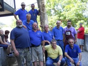 Foto di gruppo simposio 2011
