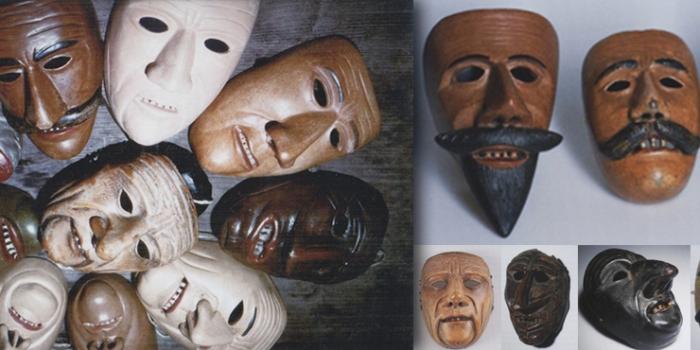 I segreti delle maschere